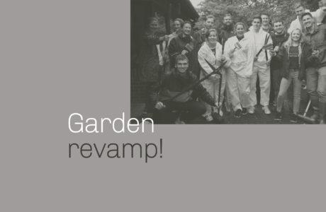 Garden Revamp by Hunter Healthcare