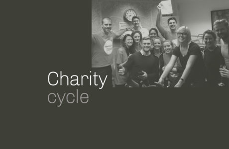 Charity Cycle for Meningitis Now