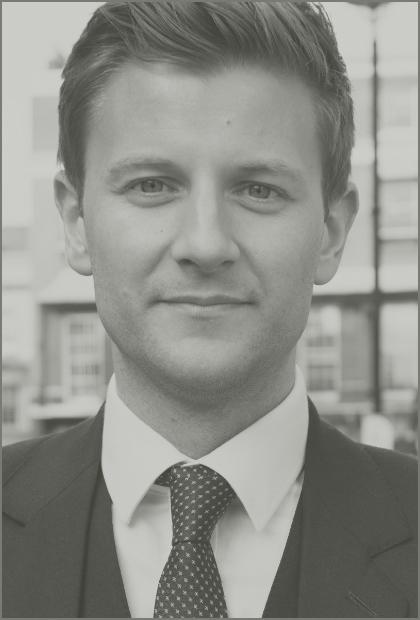 James Hardy. Associate Partner Hunter Healthcare