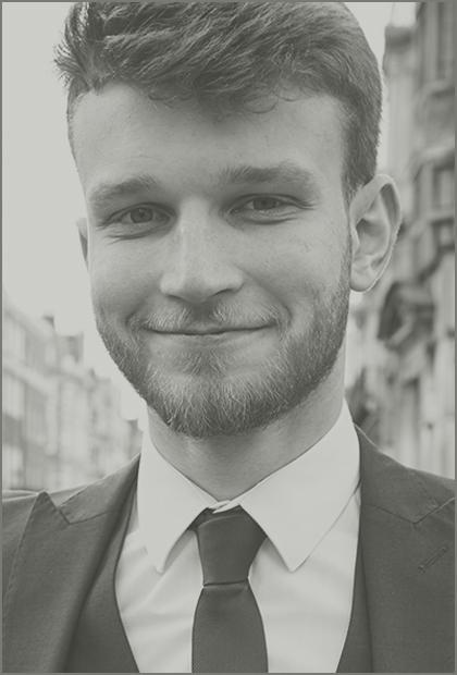 Ben Elliot. Resourcer for Hunter Clinical Recruitment