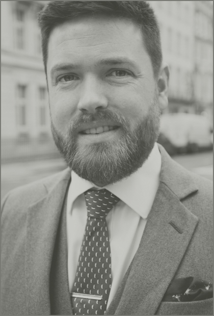 Kevin Hogan. Head of Search Property, Projects and Environments
