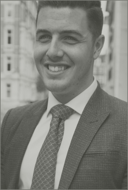 Jonathan Chaston. Account Manager Hunter Clinical